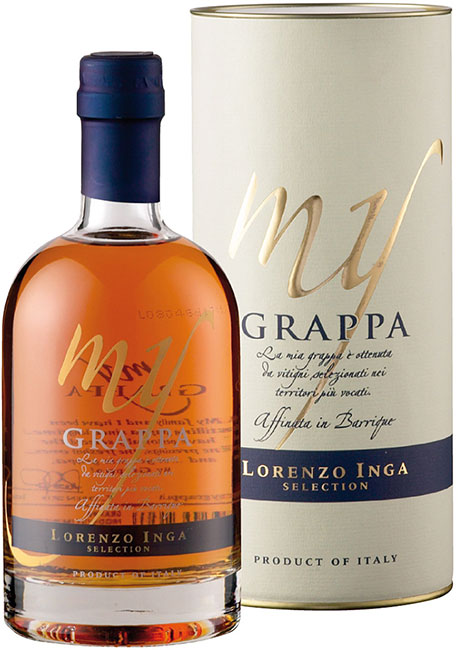Produktbild: My Grappa Affinata in Barrique Selection