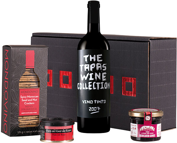 Produktbild: Tapas Wine Collection